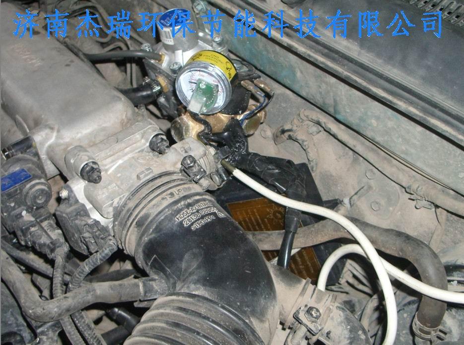 油改气 自动转换k201开关接线图